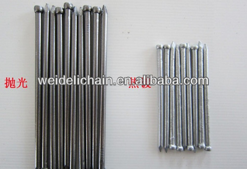 cheap steel nails/wire nails/iron nails factory