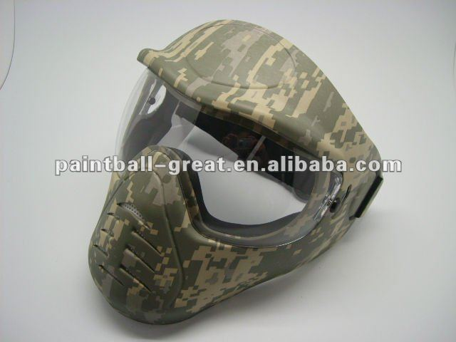 Paintball Anti-fog Mask With Special Lens paintball equipment MASK