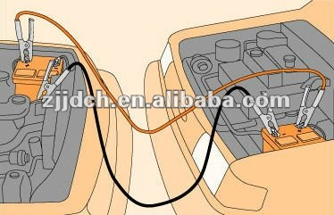 high quality/Jumper Cable for 4GA , 6GA, 8GA