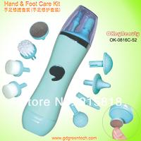 Repair is corneous peeling nail art tool foot nursing pedicure device