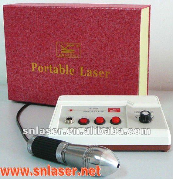 Laser de baixo nível para o alívio da dor/agente queria