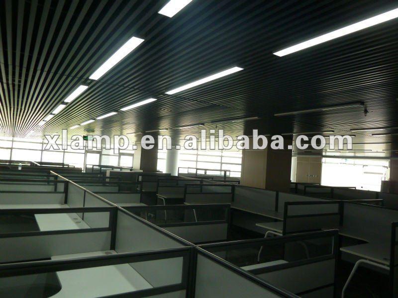 suspended t5 t8 fluoresce lighting fixture view hanging fluorescent