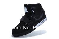 Мужская обувь для бега 2013 new fabric Air Yeezy 2 man outdoor running shoes.athletic breathable men basketball/sports shoes Support Кожа Шнуровка