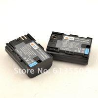 Аккумулятор 2 DSTE 2600mAh lp/e6 LPE6 Canon Digital EOS 6D Canon 5D III LP-E6