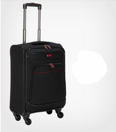 Fashion lightweight promotional travel luggage bag