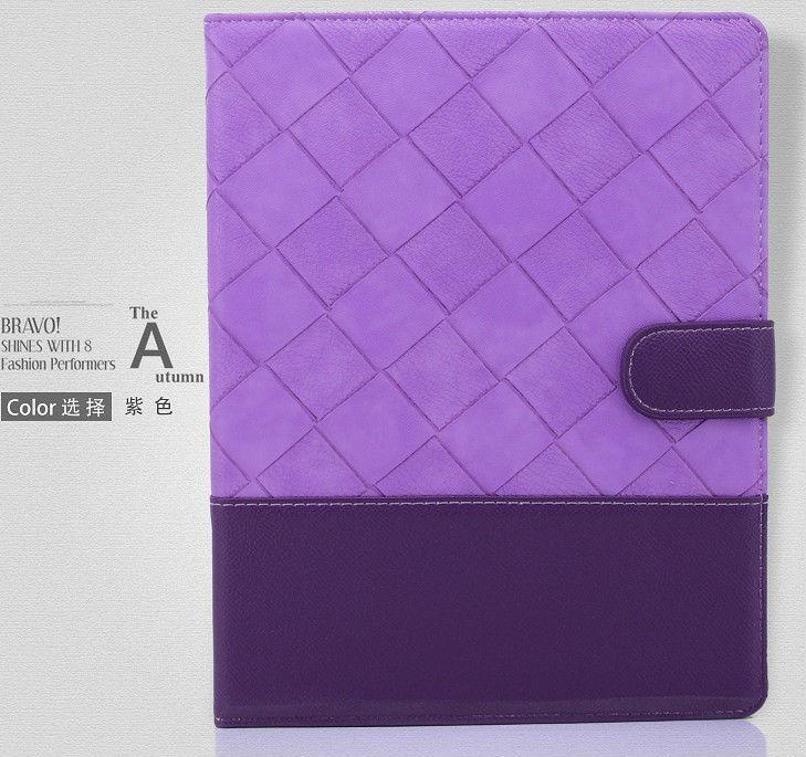leather colourful Hard Case Cover for ipad mini