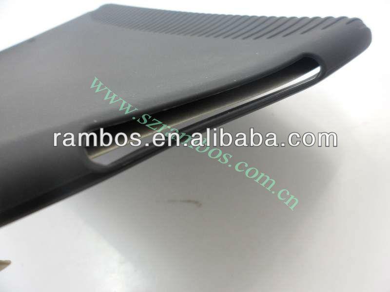 Anti skid smart tpu protective back case for iPad mini