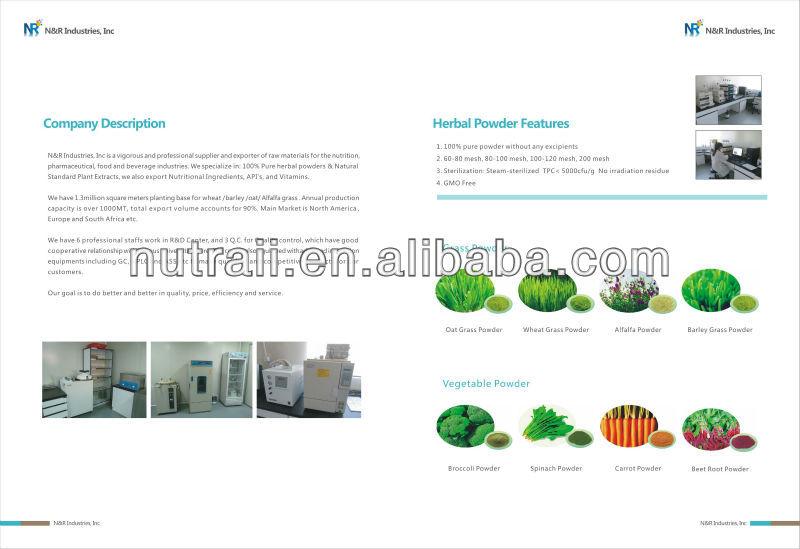 Aloe Vera Powder 60-200mesh