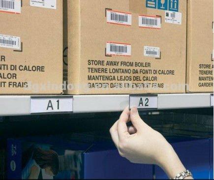 bakery supermarket price clabel strip PTS-289