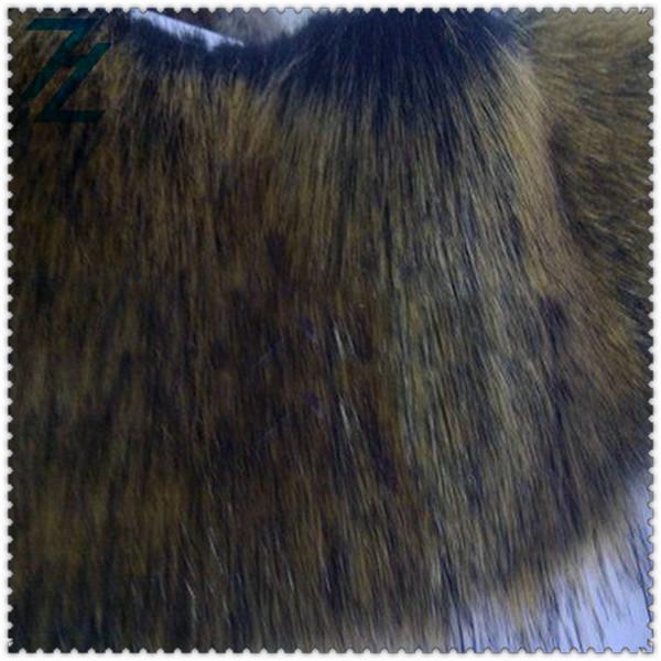 fake fur cat toy fabric/fake tiger fur fabric/fake fur breathing dog fabric