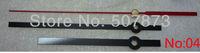5set высококачественные кварцевые часы маятника движение комплект шпинделя механизм длинный вал 22 мм прыгать секунд галочку звук механизма