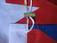 Флаг Cuba flag 115g double stitched high quality 150 x 90 cm