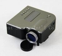 Проектор Mini AV LED Digital Projector A/V USB & SD perfect for DVDs + CPAM stock made in China