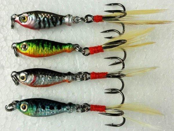 силиконовые снасти для рыбалки
