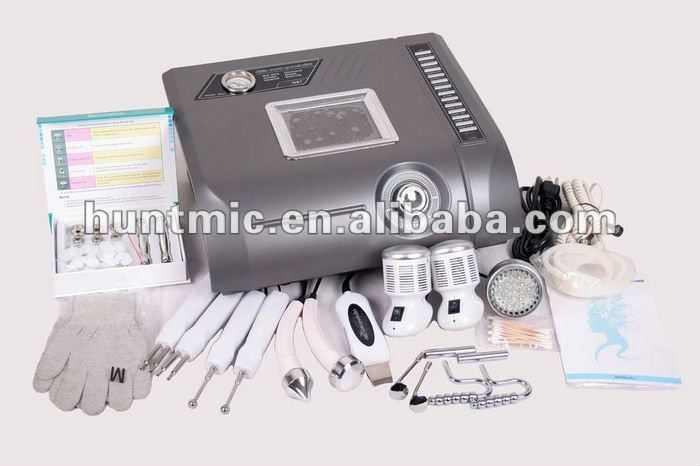 Skin diamond peeling device, Clear skin machine, Nova diamond dermabrasion