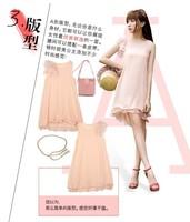 Вечернее платье Maternity Big Flower Pink Wedding Party Evening Dresses Romantic Prom Dress For Pregnancy Bridal Women Plus Size Pregnant Cloths