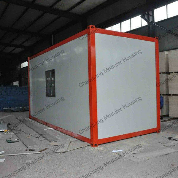 No Size Limited Dismountable Coffee Shop 20 ft Container Hotel for Sale