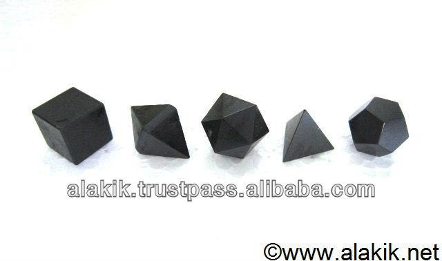 Lapis Lazule Pyramids 23-28mm