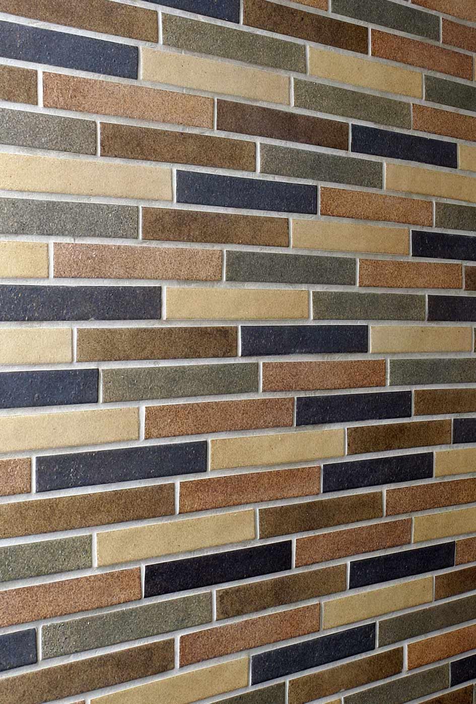 Interior exterior wall tile azuchi border buy for Balcony wall tiles design