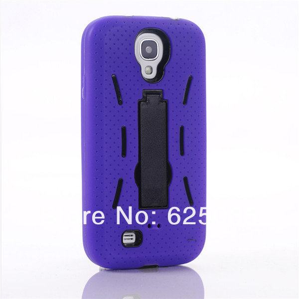 [SS-89] Hybrid Silicone PC Heavy Duty Kickstand Kick Stand Case Housing for Samsung Galaxy S4 SIV S IV I9500 (34).jpg