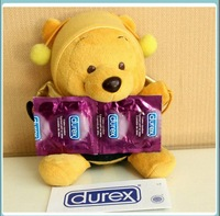 Презервативы 30 condoms/lot durex condoms with chinese, and english on the package