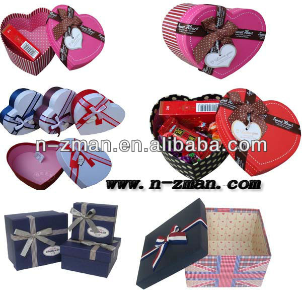 Magnet Gift Box,Gift Box with ribbon bow,Gift Box