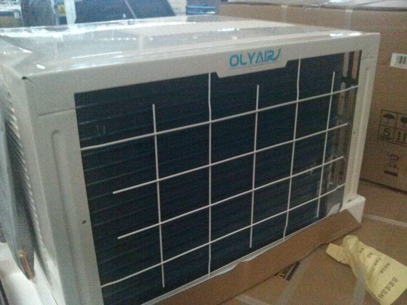 Olyair high efficiency quiet mitsubishi window air for 110v ac window unit