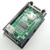 Измеритель величины тока 2pcs/lot DC 0 to 9.99A Red Panel Meter Digital Current Ammeter