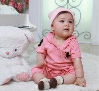 Детский комбинезон Baby romper/ Polo romper/ Unisex sport rompers
