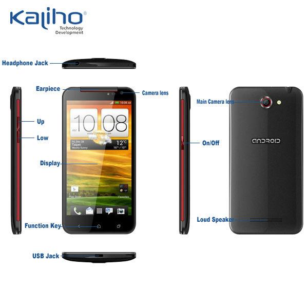 Newest MTK6589 Smartphones