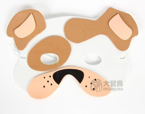 Free ship 5 set 60pc children s forest animal masks kindergarten