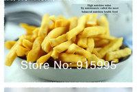 Yummy Chinese Food 2012 new Crispy sweet potato strips/ Golden French fries200g   $3.125/500g