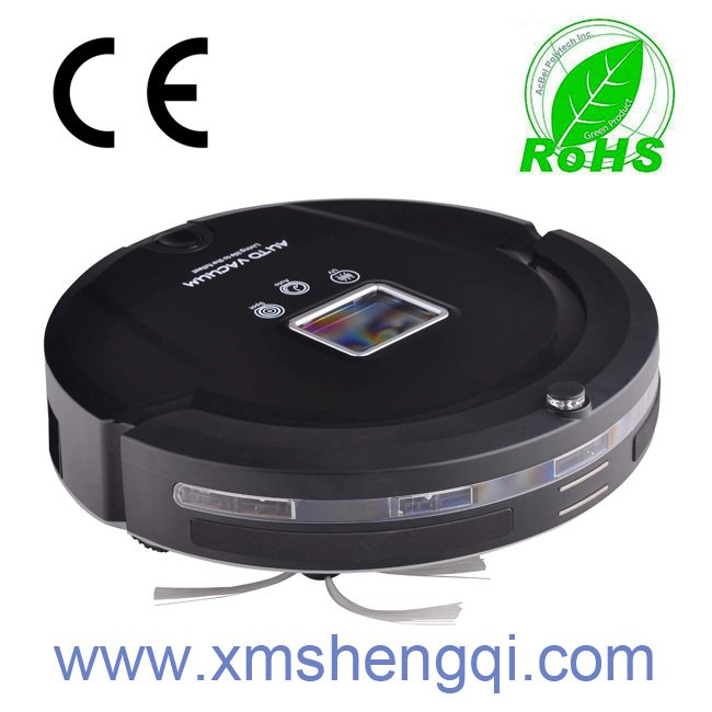 Free Shipping 4 in1 Multifunctional Low Noise Large Battery Intelligent Robot Vacuum cleaner
