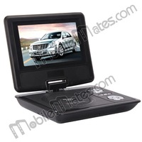 Автомобильный DVD плеер Black 7.5 inch Car DVD Player, Portable Vedio Player