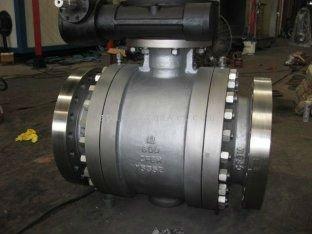 Industrial Fully welded Body Ball Valve