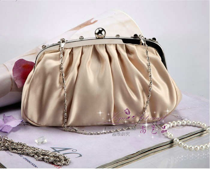 Promotion!!! special offer fashion silk bag dinner OL lady business handbag nice evening diamond bag,free shipping