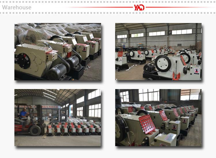 6-40 Capacity Reinforce Bar Steel Bar Steel Rebar Cutting Cutter Machine GQ40