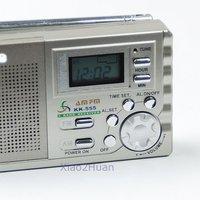 Радио Portable AM FM Radio Alarm Clock LCD Digital Tuning New
