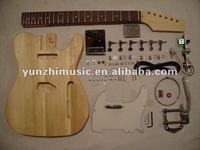 Гитара electric guitar kits.E-022 accessories