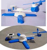 Солнечные игрушки кокосовая DIY Третье поколение 6 в 1