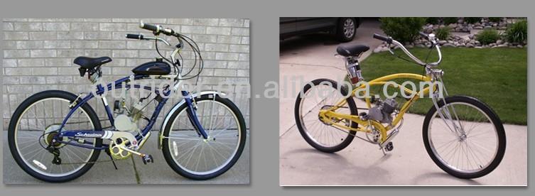 Hot sale!ORK-POWERG High-Tech New Black 2-Stroke 80cc motorized bicycle bike gas engine kit