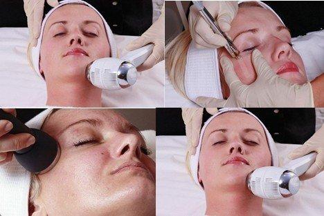 4 in 1 multifunctional beauty equipment for beauty salon (OEM/ODM)
