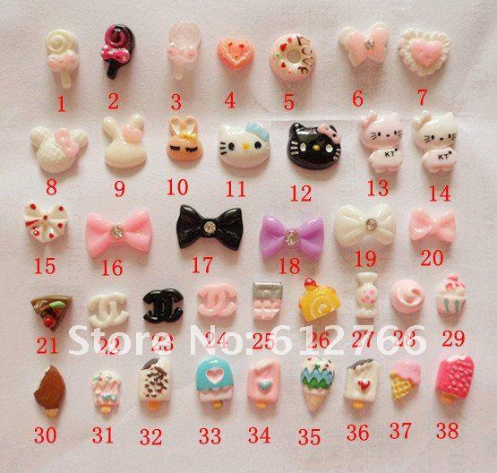 Cute 3d nail art designs choice image nail art and nail design ideas 3d nail art acrylic image collections nail art and nail design ideas 3d acrylic nail art prinsesfo Images