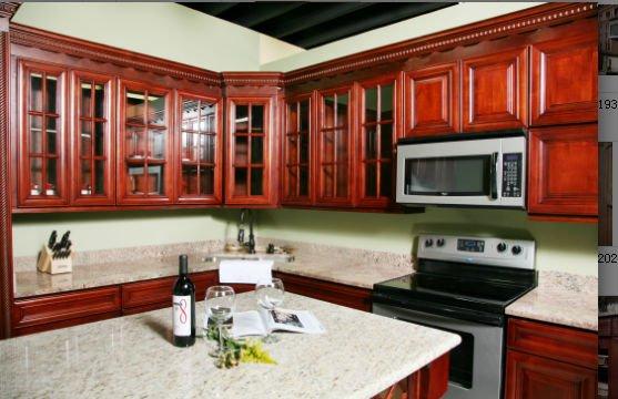 Mueble cocina y estilo antiguo cocina armarios y cocina armarios ...