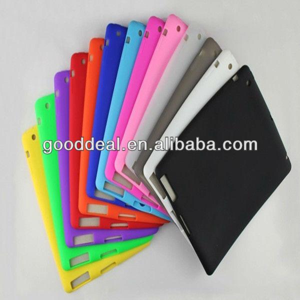 Silicone cover for ipad mini covers, for Apple iPad mini cover accessory