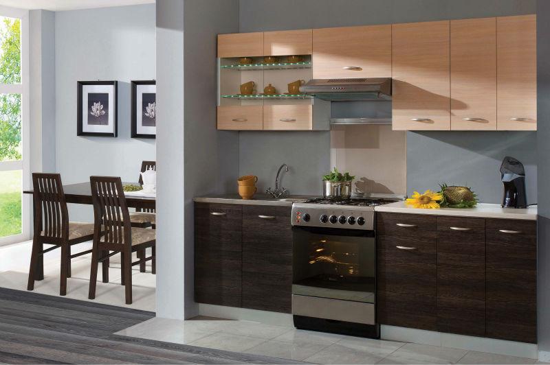 muebles cocina modernos finest cocina pequea toda en un