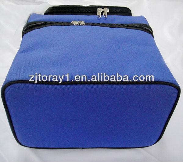 OEM polyester cooler bag disposable cooler bag
