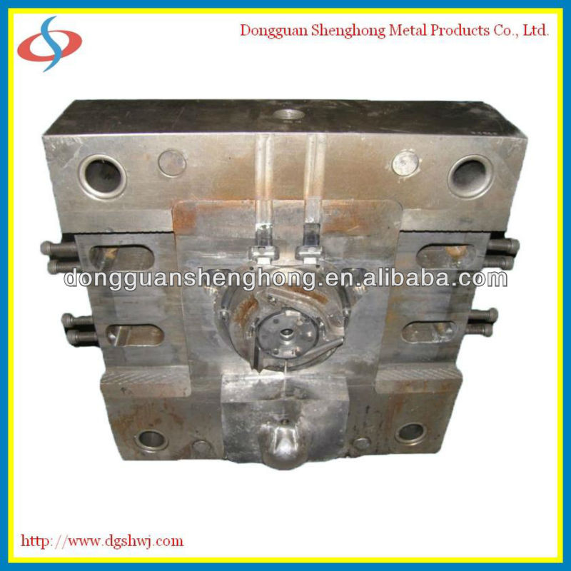 Precision Aluminum Die Cast Mould Making