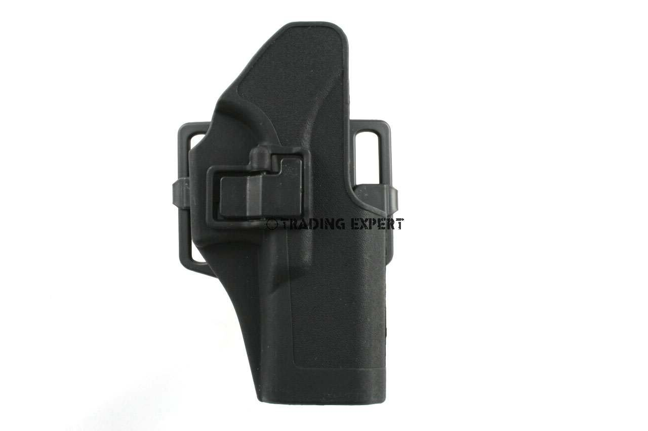 Black Hawk CQC Replica for Glock 17 22 31 SERPA RH Black Holster free ship
