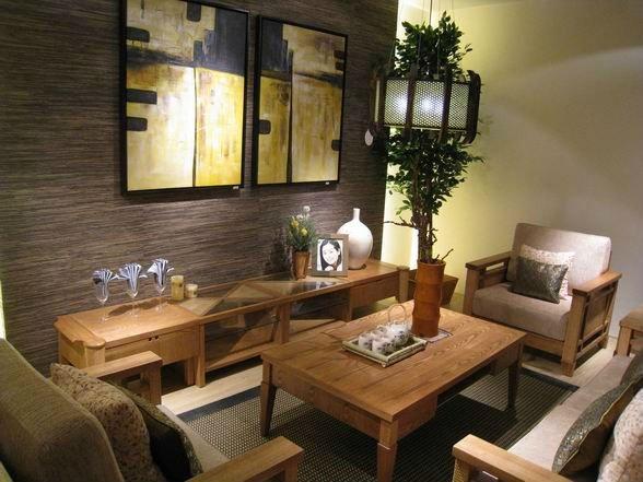 Antiguos de madera gabinete de la tv para mobiliario de sala ...